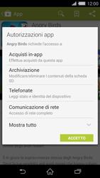 Sony Xperia Z2 - Applicazioni - Installazione delle applicazioni - Fase 18