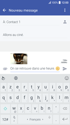 HTC 10 - Contact, Appels, SMS/MMS - Envoyer un MMS - Étape 21