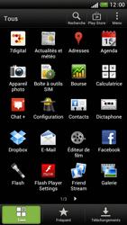 HTC One S - Réseau - Sélection manuelle du réseau - Étape 3