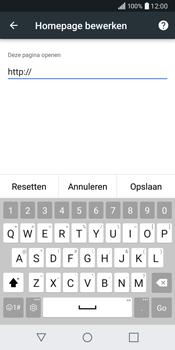 LG Q6 - internet - handmatig instellen - stap 26