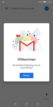 Huawei Mate 10 Pro - Android Pie - E-Mail - Konto einrichten (gmail) - Schritt 13