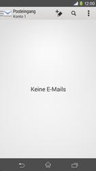 Sony Xperia M2 - E-Mail - Konto einrichten - Schritt 4