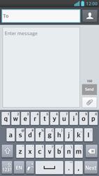 LG P875 Optimus F5 - MMS - Sending pictures - Step 4