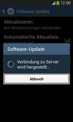 Samsung Galaxy Ace III - Software - Installieren von Software-Updates - Schritt 9