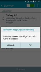 Samsung A500FU Galaxy A5 - Bluetooth - Geräte koppeln - Schritt 9