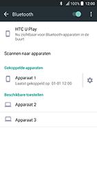 HTC U Play - Bluetooth - Koppelen met ander apparaat - Stap 8
