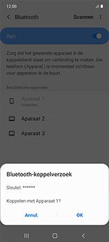 Samsung galaxy-a51-sm-a515f - Bluetooth - Headset, carkit verbinding - Stap 8