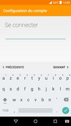 Alcatel OT-6039Y Idol 3 (4.7) - E-mail - Configuration manuelle - Étape 9