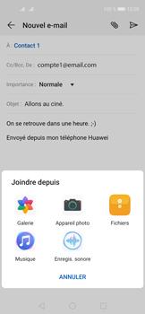 Huawei Nova 5T - E-mails - Envoyer un e-mail - Étape 11