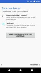 Sony Xperia XZ1 Compact (G8441) - E-mail - Account instellen (POP3 zonder SMTP-verificatie) - Stap 19
