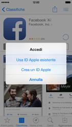 Apple iPhone 5c - iOS 8 - Applicazioni - Configurazione del negozio applicazioni - Fase 9