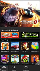 BlackBerry Z30 - apps - app store gebruiken - stap 5