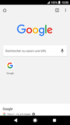 Sony Xperia X Compact - Android Oreo - Internet - navigation sur Internet - Étape 16