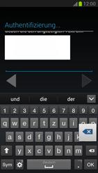 Samsung Galaxy Note 2 - Apps - Konto anlegen und einrichten - 11 / 15