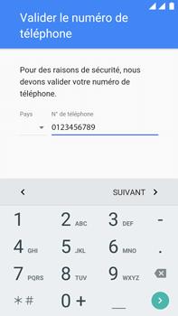 OnePlus 3 - Applications - Créer un compte - Étape 8
