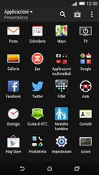 HTC One M8 - E-mail - configurazione manuale - Fase 3
