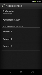 Sony LT30p Xperia T - netwerk en bereik - gebruik in binnen- en buitenland - stap 8
