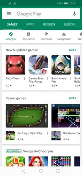 Huawei P30 Lite - Apps - apps updaten - Stap 4