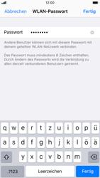 Apple iPhone SE (2020) - WiFi - So aktivieren Sie einen WLAN-Hotspot - Schritt 5