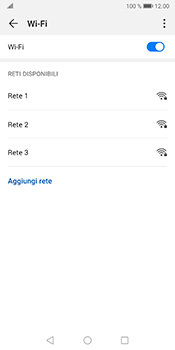 Huawei Mate 10 Pro - Android Pie - WiFi - Configurazione WiFi - Fase 6
