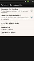 HTC S728e One X Plus - MMS - Configuration manuelle - Étape 5