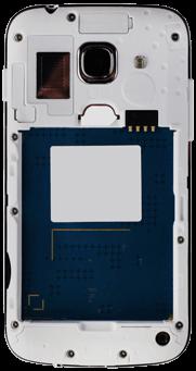 Samsung S7275 Galaxy Ace 3 - SIM-Karte - Einlegen - Schritt 7