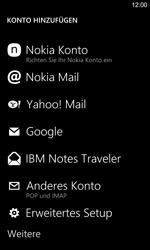 Nokia Lumia 925 - E-Mail - Konto einrichten - Schritt 7