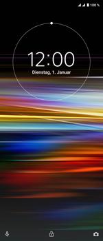 Sony Xperia 10 Plus - MMS - Manuelle Konfiguration - Schritt 25