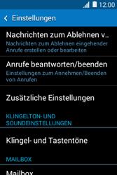Samsung G130HN Galaxy Young 2 - Anrufe - Rufumleitungen setzen und löschen - Schritt 5