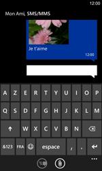 Nokia Lumia 925 - Contact, Appels, SMS/MMS - Envoyer un MMS - Étape 13