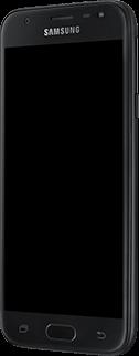 Samsung Galaxy J3 (2017) - Premiers pas - Découvrir les touches principales - Étape 2