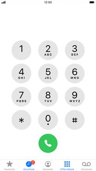 Apple iPhone 6s Plus - iOS 13 - Anrufe - Anrufe blockieren - Schritt 3