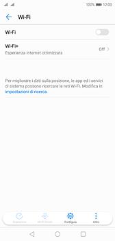 Huawei P20 - WiFi - Configurazione WiFi - Fase 5