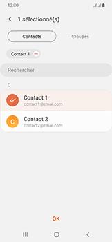 Samsung Galaxy A20e - E-mail - envoyer un e-mail - Étape 8
