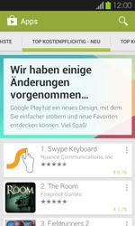 Samsung Galaxy S2 mit Android 4.1 - Apps - Herunterladen - 0 / 0