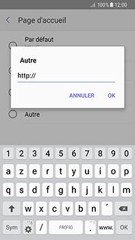 Samsung Galaxy A8 - Internet et roaming de données - Configuration manuelle - Étape 26