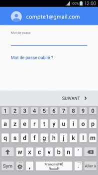 Samsung Galaxy Note 4 - E-mail - 032a. Email wizard - Gmail - Étape 11