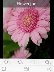 Mobiwire Doli - Photos, vidéos, musique - Envoyer une photo via Bluetooth - Étape 5