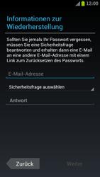 Samsung I9300 Galaxy S III - Apps - Konto anlegen und einrichten - Schritt 8