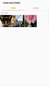 Samsung Galaxy S6 edge+ - Android Nougat - MMS - hoe te versturen - Stap 14