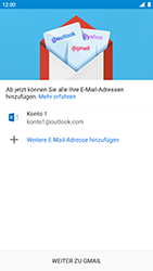 Nokia 8 - Android Pie - E-Mail - 032c. Email wizard - Outlook - Schritt 12