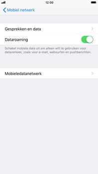 Apple iPhone 6 Plus - iOS 11 - Internet - Dataroaming uitschakelen - Stap 5