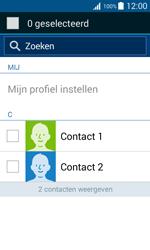 Samsung G388F Galaxy Xcover 3 - Contactgegevens overzetten - delen via Bluetooth - Stap 6