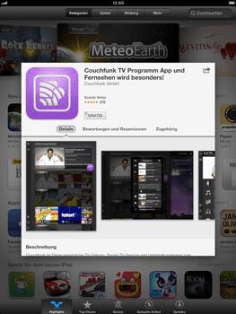 Apple iPad mini - Apps - Konto anlegen und einrichten - 5 / 21
