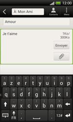 HTC C525u One SV - MMS - envoi d'images - Étape 11