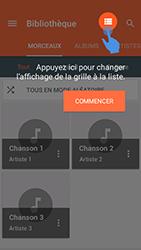 Alcatel U5 - Photos, vidéos, musique - Ecouter de la musique - Étape 5