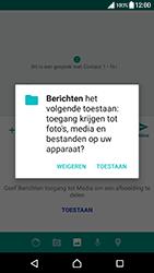 Sony Xperia XZ Premium - MMS - hoe te versturen - Stap 13
