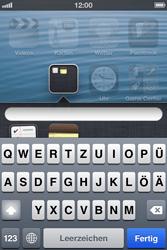 Apple iPhone 3GS - Startanleitung - Personalisieren der Startseite - Schritt 6
