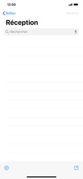 Apple iPhone 11 - E-mail - envoyer un e-mail - Étape 2