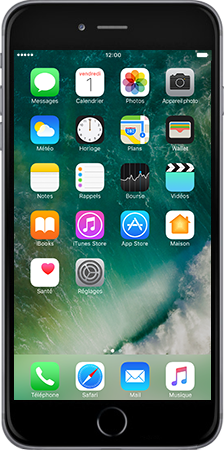 Apple iPad mini 4 iOS 10 - iOS features - Liste des nouvelles fonctions - Étape 8